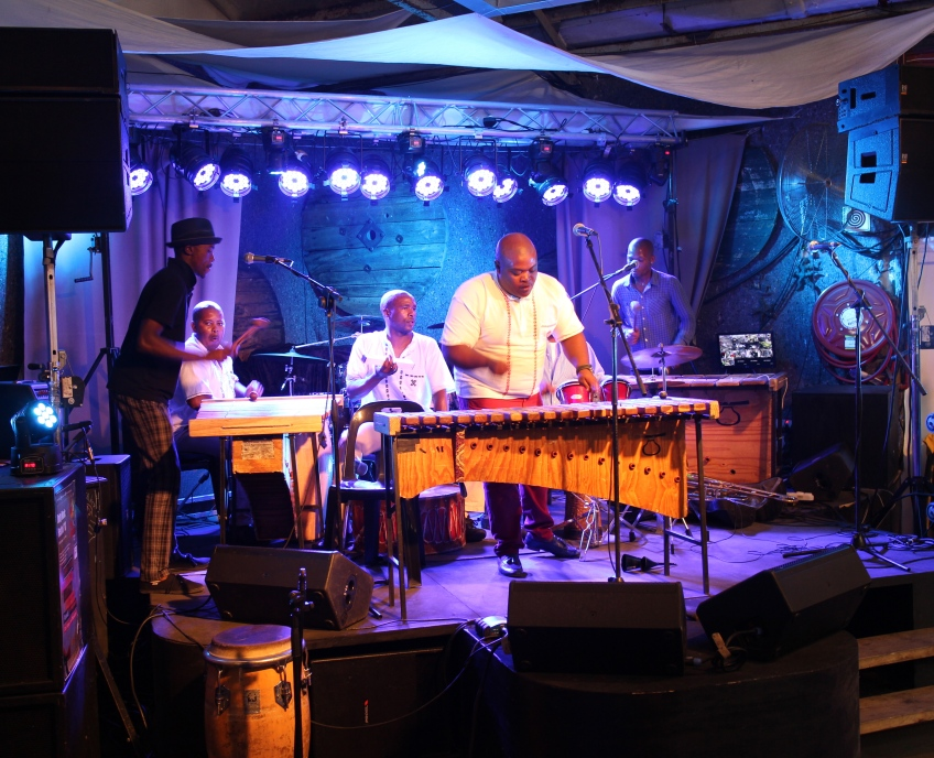 African Band.