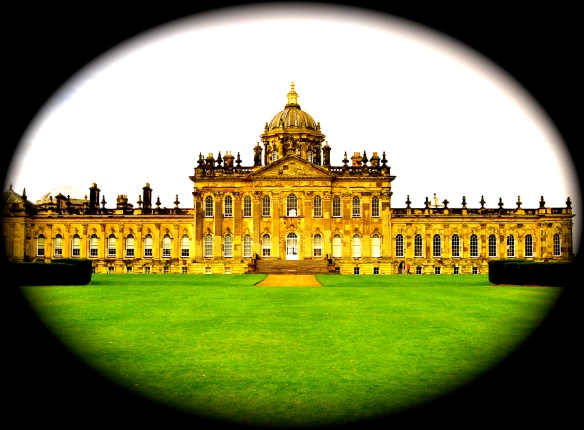 Castle Howard, North Yorkshire, UK.
